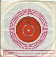 Everly Brothers,The - It's My Time/Empty Boxes (WB 7192)